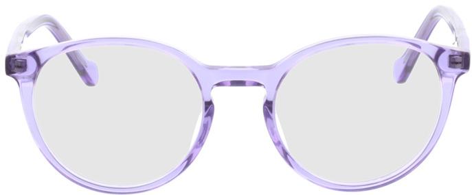 Picture of glasses model Bursa roxo in angle 0