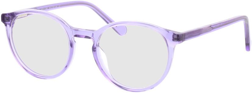 Picture of glasses model Bursa roxo in angle 330