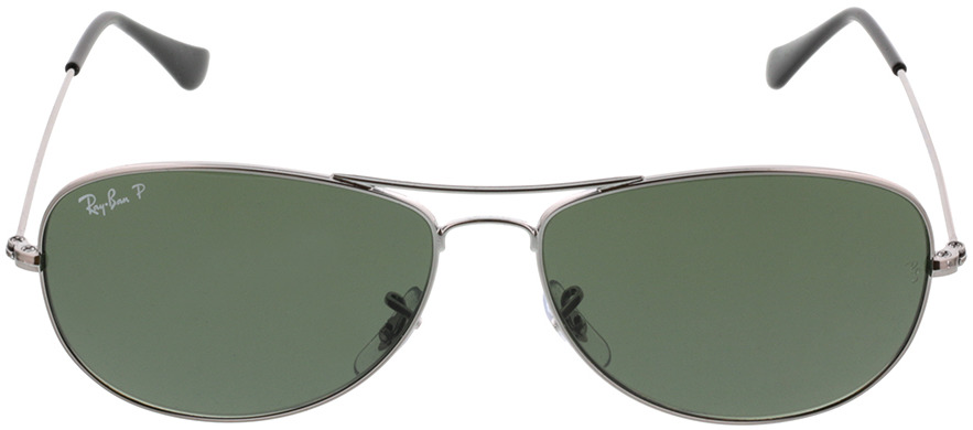 Picture of glasses model Ray-Ban Cockpit RB 3362 004/58 59-14 in angle 0