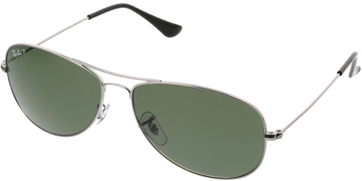 Picture of glasses model Ray-Ban Cockpit RB 3362 004/58 59-14 in angle 330