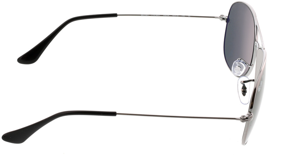 Picture of glasses model Ray-Ban Cockpit RB 3362 004/58 59-14 in angle 90