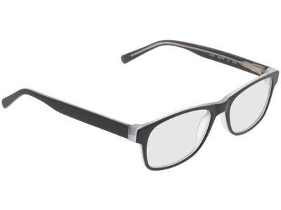 Brille Kyoto-matt grau