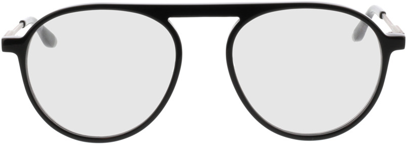 Picture of glasses model Cooper-schwarz in angle 0