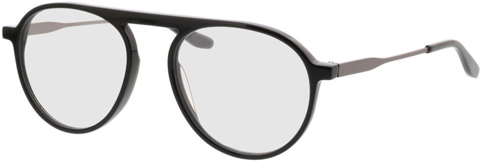 Picture of glasses model Cooper-schwarz in angle 330