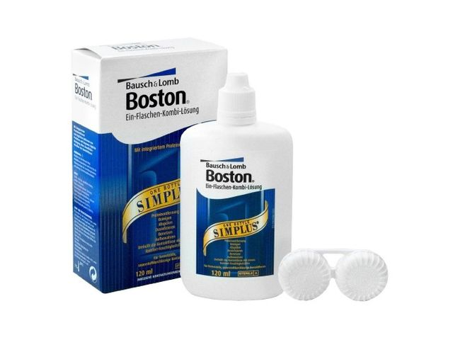 Boston SIMPLUS Kombi-Lösung 120ml