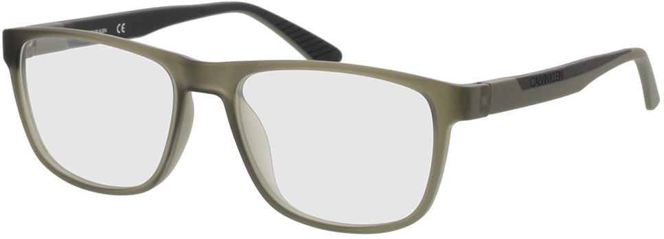 Picture of glasses model Calvin Klein CK20536 317 54-17 in angle 330