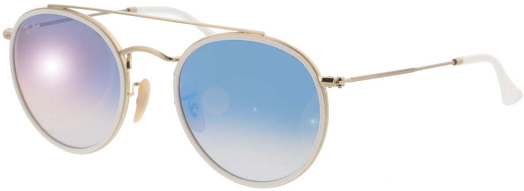 Picture of glasses model Ray-Ban RB3647N 001/4O 51-22
