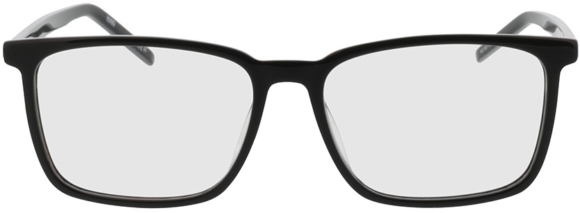 Picture of glasses model Hugo HG 1097 807 55-16 in angle 0