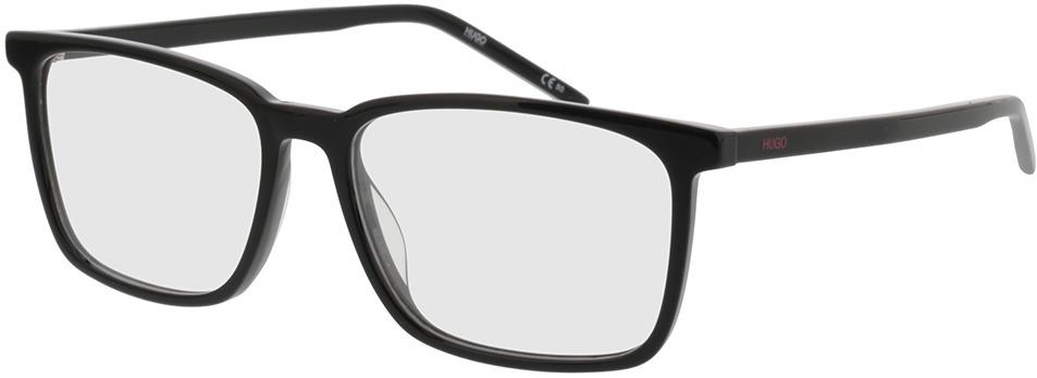 Picture of glasses model Hugo HG 1097 807 55-16 in angle 330