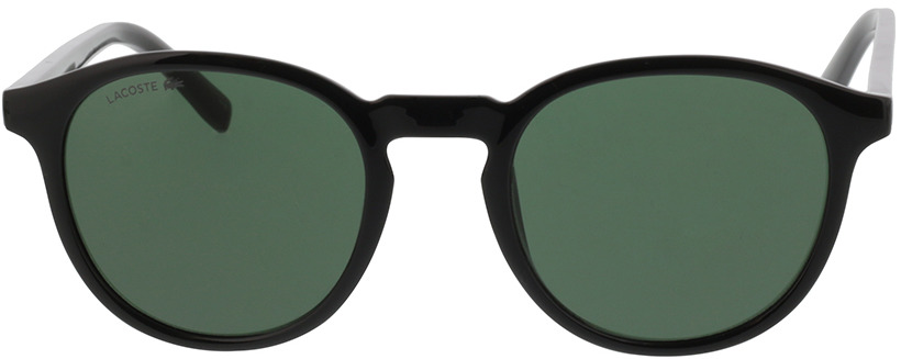 Picture of glasses model Lacoste L916S 001 50-21 in angle 0