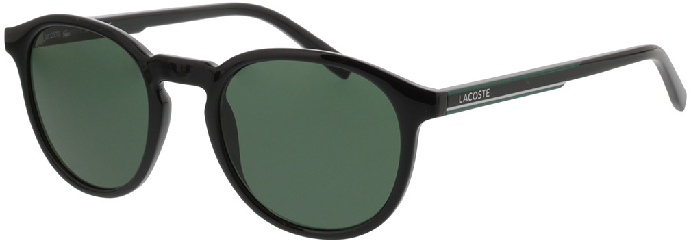Picture of glasses model Lacoste L916S 001 50-21 in angle 330