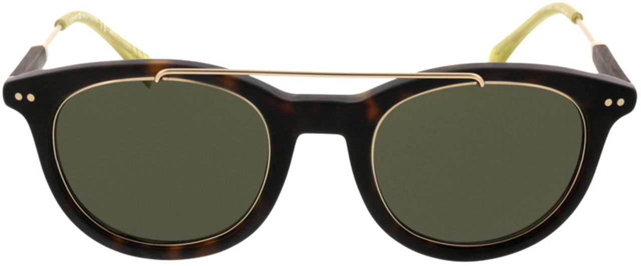 Picture of glasses model Tommy Hilfiger TH 1348/S JU5 49-23 in angle 0