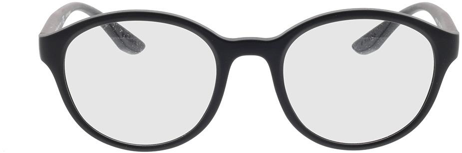 Picture of glasses model Prada Linea Rossa PS 01NV DG01O1 52-21 in angle 0