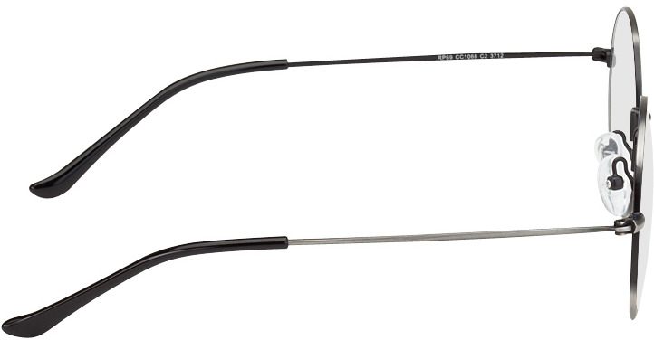 Picture of glasses model Brisbane-anthrazit in angle 90