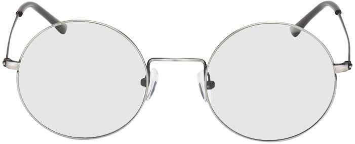Picture of glasses model Brisbane-anthrazit in angle 0