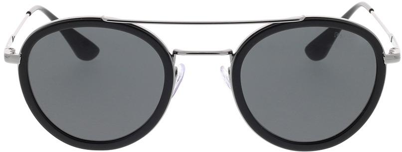 Picture of glasses model Prada PR 56XS M4Y5S0 49-24 in angle 0
