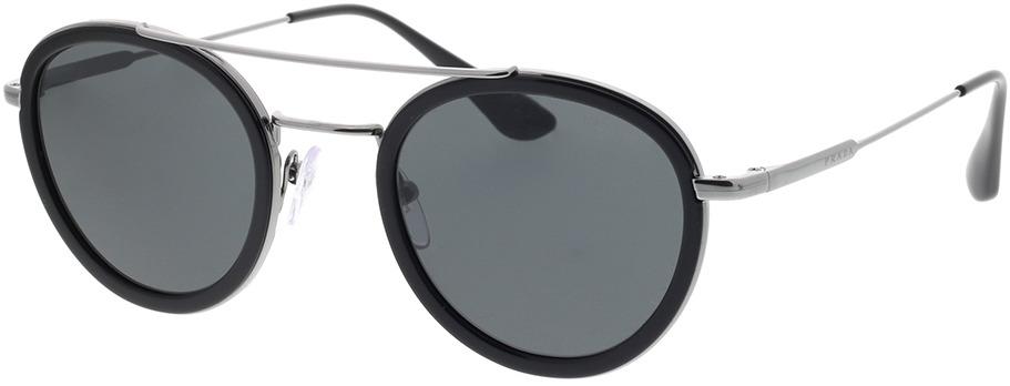 Picture of glasses model Prada PR 56XS M4Y5S0 49-24 in angle 330