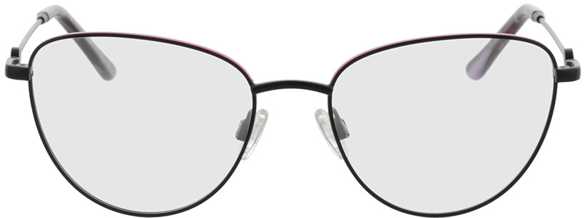 Picture of glasses model Comma, 70115 37 rosegold 52-17 in angle 0