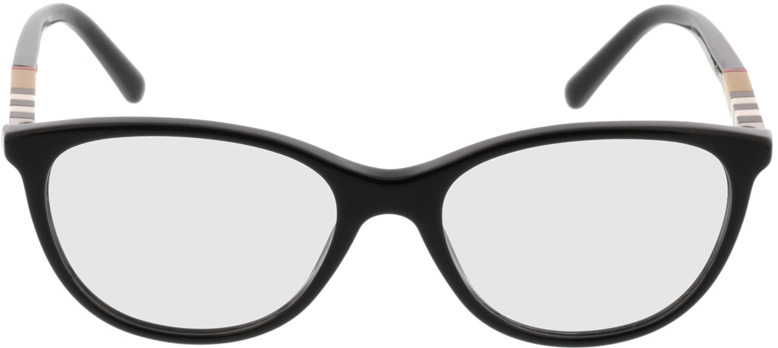 Picture of glasses model Burberry BE2205 3001 52 17 in angle 0