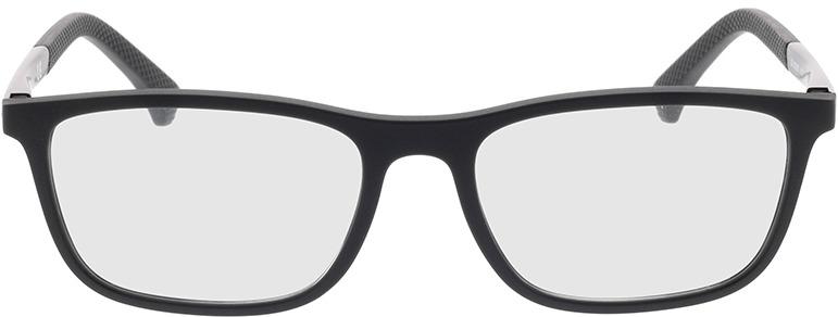 Picture of glasses model Emporio Armani EA3069 5001 53-17 in angle 0