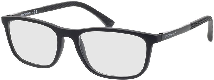 Picture of glasses model Emporio Armani EA3069 5001 53-17 in angle 330