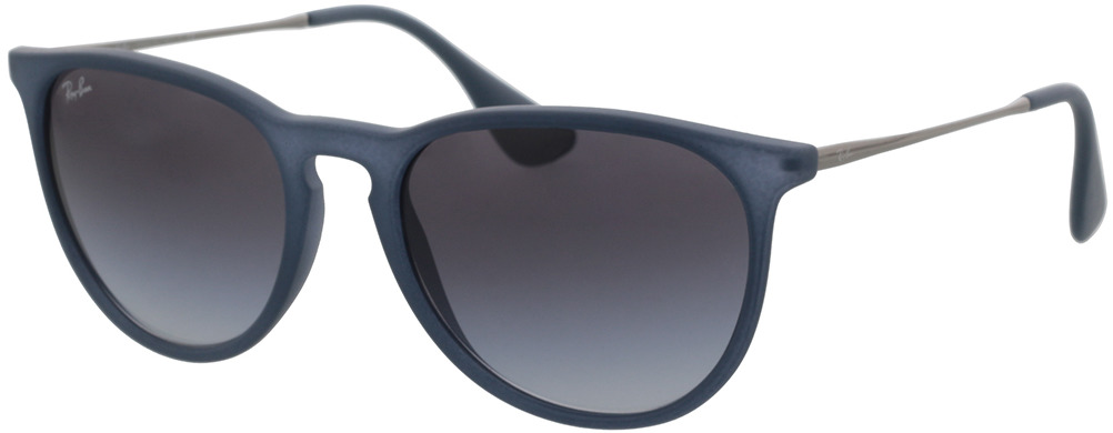 Picture of glasses model Ray-Ban Erika RB4171 60028G 54-18