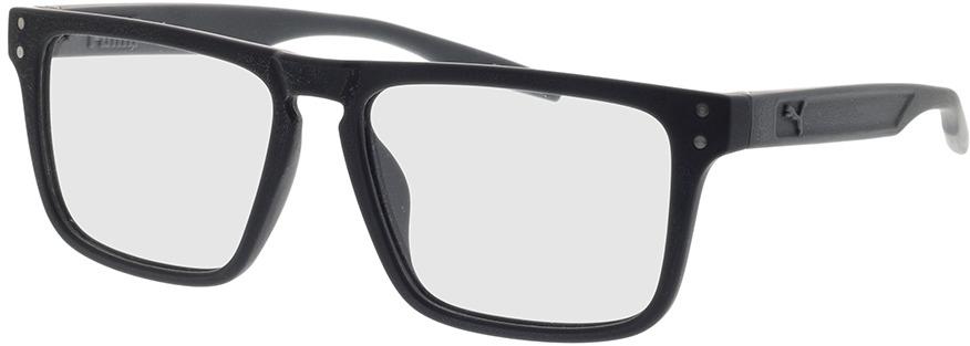 Picture of glasses model Puma PU0254O-001 54-16 in angle 330