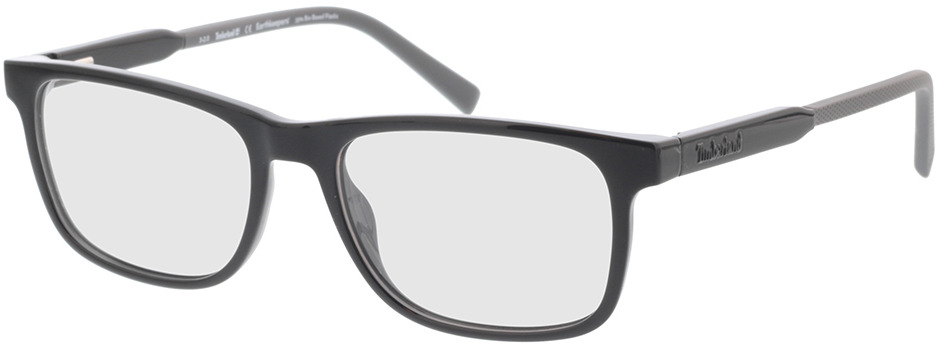 Picture of glasses model Timberland TB1722 001 54 in angle 330