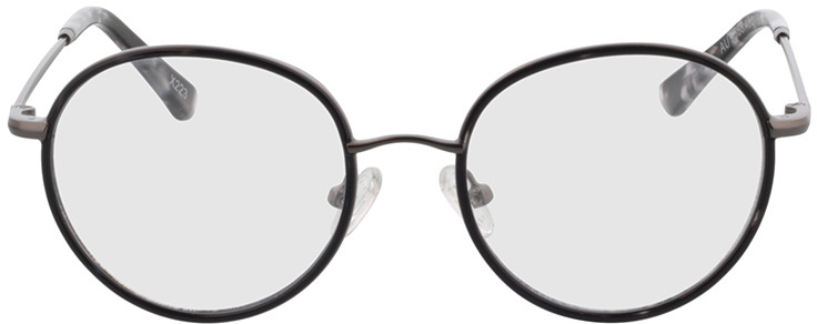 Picture of glasses model Moody-anthrazit/grau-meliert in angle 0