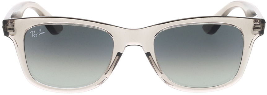 Picture of glasses model Ray-Ban RB4640 644971 50-20 in angle 0