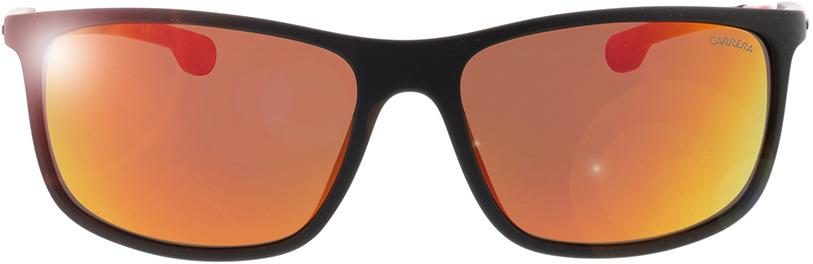 Picture of glasses model Carrera CARRERA 4013/S BLX 62-17 in angle 0