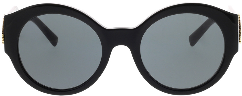 Picture of glasses model Versace VE4380B GB1/87 54-22 in angle 0