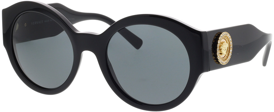 Picture of glasses model Versace VE4380B GB1/87 54-22 in angle 330