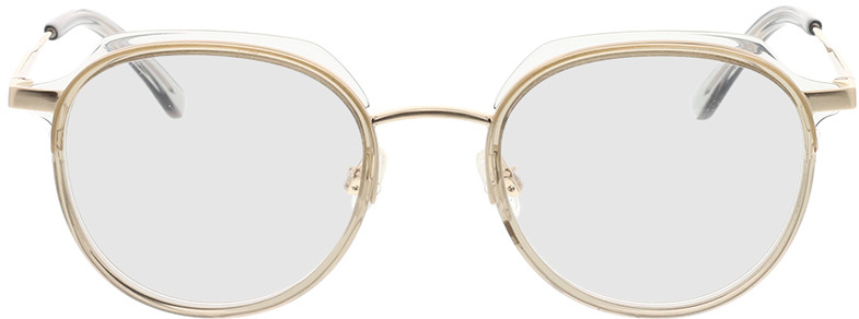 Picture of glasses model Comma, 70078 61 brown 48-19 in angle 0