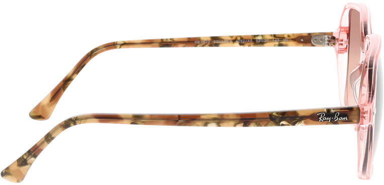 Picture of glasses model Ray-Ban RB1973 1282A5 53-20 in angle 90