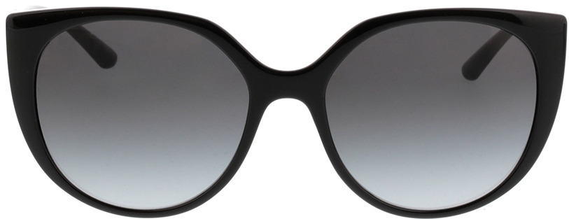 Picture of glasses model Dolce&Gabbana DG6119 501/8G 54-17 in angle 0