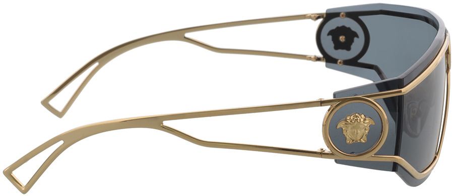 Picture of glasses model Versace VE2226 100287 45 in angle 90