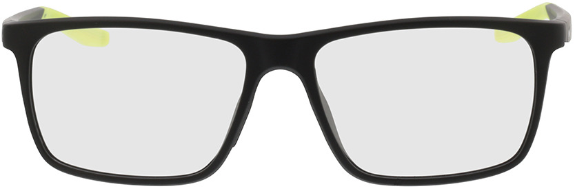 Picture of glasses model Nike NIKE 7116 007 56-15 in angle 0