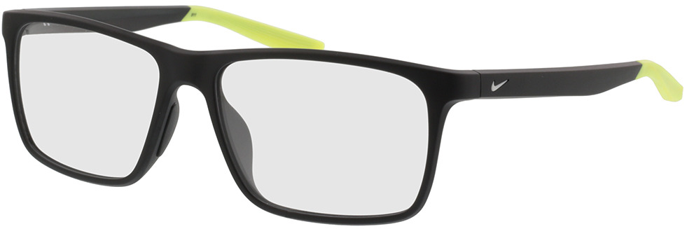 Picture of glasses model Nike NIKE 7116 007 56-15 in angle 330