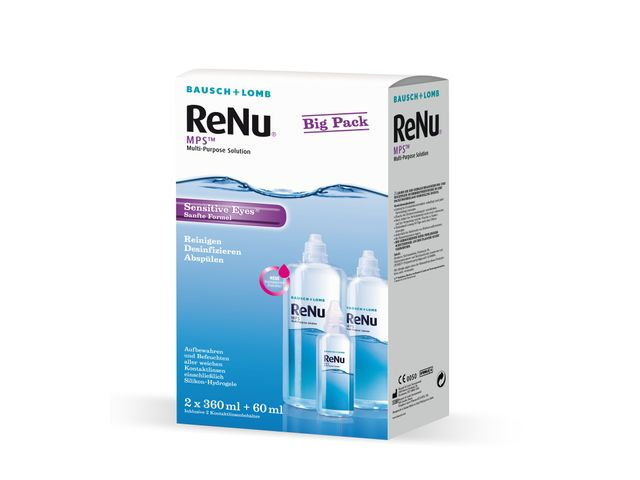 ReNu MPS Big Pack 2 x 360ml