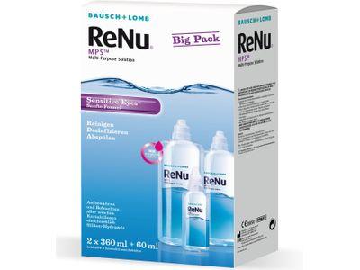 Brille ReNu MPS Big Pack 2 x 360ml