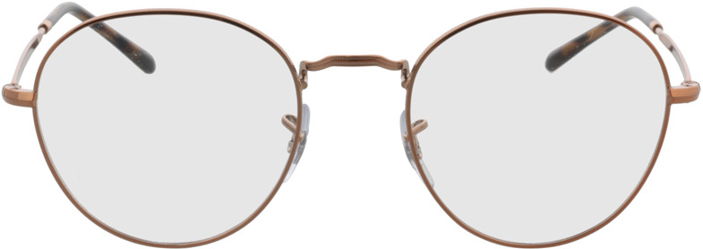 Picture of glasses model Ray-Ban RX3582V 2943 51-20 in angle 0