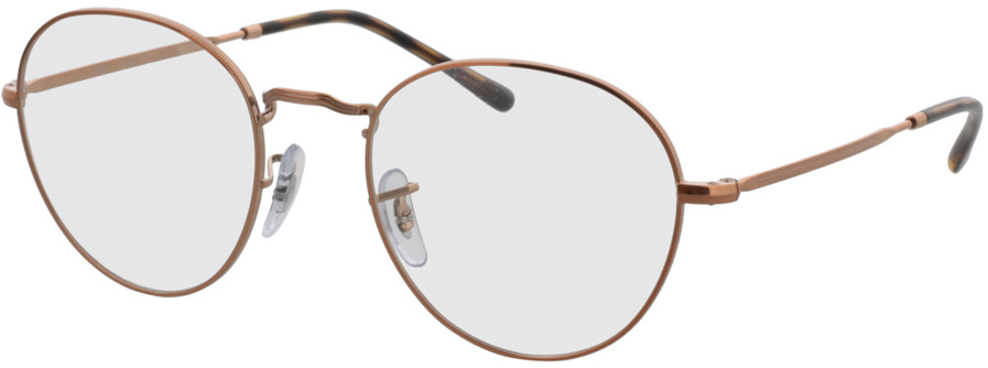 Picture of glasses model Ray-Ban RX3582V 2943 51-20 in angle 330
