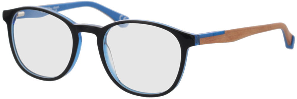 Picture of glasses model Superdry SDO Desert 189 black/blue/brown 51-20 in angle 330