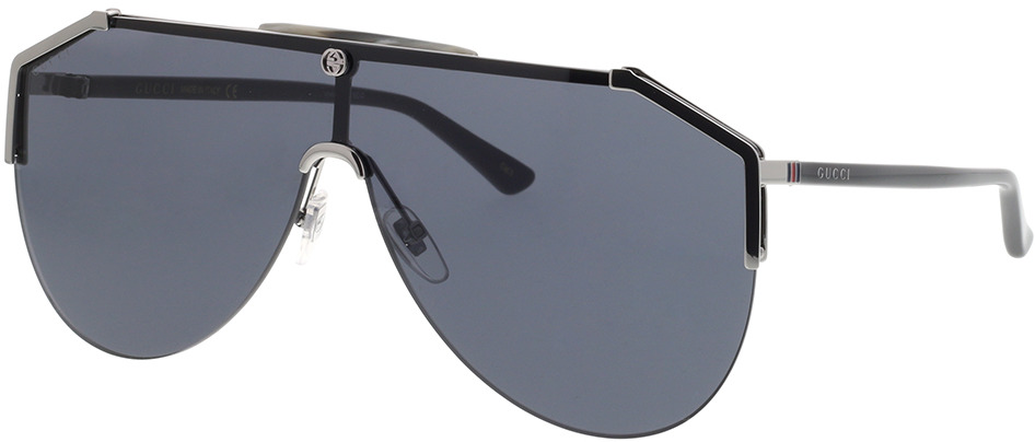 Picture of glasses model Gucci GG0584S-001 99-0 in angle 330