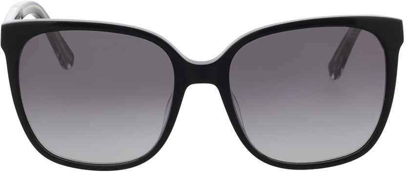 Picture of glasses model Calvin Klein CK21707S 001 57-18 in angle 0