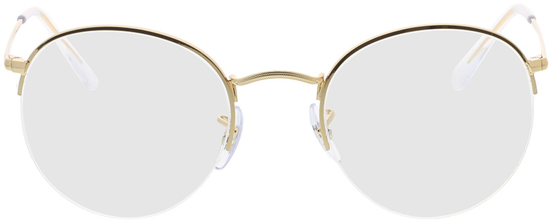 Picture of glasses model Ray-Ban RX3947V 3086 51-22 in angle 0