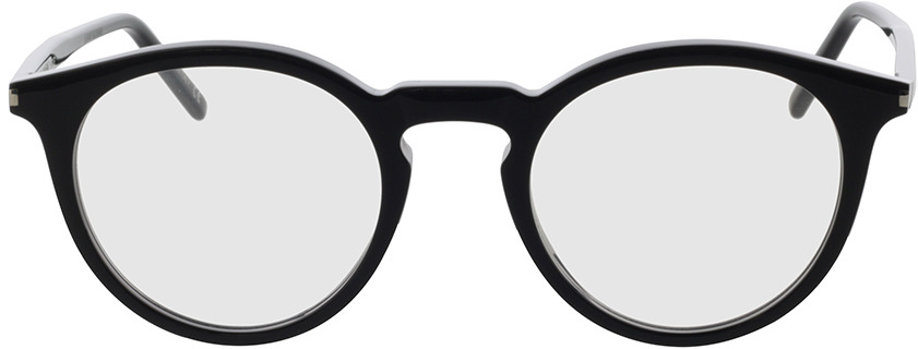 Picture of glasses model Saint Laurent SL 347-001 48-22 in angle 0