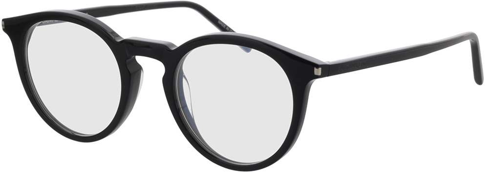 Picture of glasses model Saint Laurent SL 347-001 48-22 in angle 330