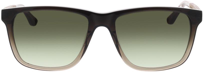 Picture of glasses model Wood Fellas Sunglasses Oberhaus walnut/black fade 56-18 in angle 0
